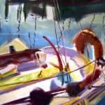 """Docked in the Sun"" by dornberg"