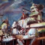 """Navy Ship"" by dornberg"