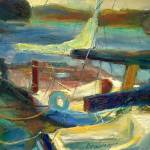 """Moored Boats"" by dornberg"