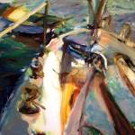 """Painterly Anchorage"" by dornberg"