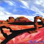 """desert"" by Jenny-Marie"