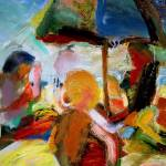 """Beach Umbrella"" by dornberg"