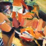 """Lounging on Deck"" by dornberg"