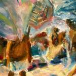 """""""Umbrellas Everywhere"""" by dornberg"""
