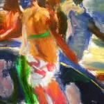 """Surfers"" by dornberg"