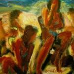 """""""Crowded Beach"""" by dornberg"""