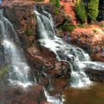 """Gooseberry 1st Waterfalls"" by Korayem"