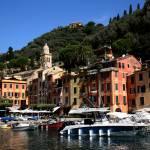 """""""Architecture of Portofino"""" by DonnaCorless"""