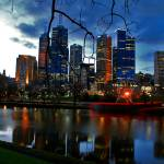 """Melbourne Beyond"" by nomadimages"