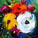 """Magic Flowers"" by MAYAGREEN"