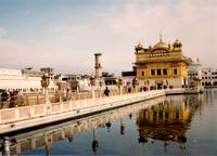 Golden Temple Front