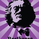 """""""Beethoven on Purple"""" by billfehr"""