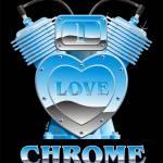"""I Love Chrome"" by billfehr"