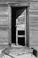 Doorway to a Ghost Town