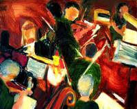 Orchestra in Abstract