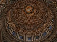Dome to Heaven in St. Peter's Basilica