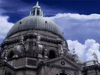 Basilica in the Skies of Venice