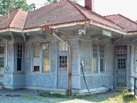 old tate ga train station