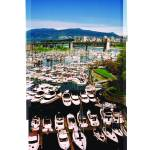 """Burke. Granville Island Marina. Vancouver. 2007"" by ericburkevancouver"