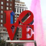 """Love Sculpture - Philadelphia"" by FordLou"