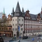"""Riverwalk Frankfurt"" by Picturistic"