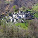 """Village of Corippo, Ticino"" by stolenshadows"