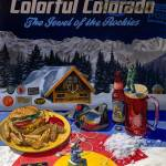 """Colorful Colorado"" by DLineGraphics"