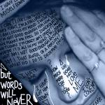"""""""...But Word Will Never Hurt"""" by tomtrejon2209"""