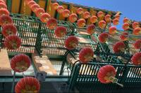 Hanging Chinese Lanterns