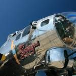 """B-17 Sentimental Journey"" by Snoshuu"
