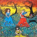 """Magic In The Wind"" by juliryan"