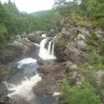 """Rogie Falls - Blackwater River"" by Samme"