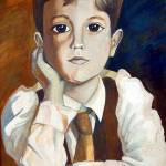 """The Boy"" by LOUISEDIONNE"