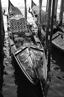Gondolas in Waiting