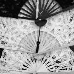 """Lace Fans"" by DonnaCorless"