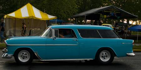 1955 Bel Air Wagon