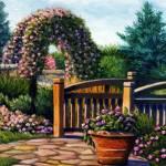 """Garden Arch"" by AraWitmer"