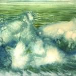 """""""Ocean Motion"""" by monikastattner"""