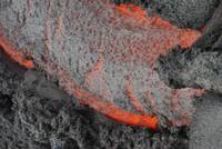 Lava on Pacaya