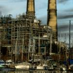"""Moss Landing Marina and Power Plant"" by Bob_Wall"