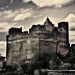 """Castle Hotel auf Schonburg"" by cesphotography"
