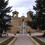 """Church in Taos, New Mexico"" by jansmall"