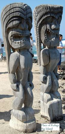 Polynesian Carving