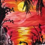 """""""sunset"""" by Jenny-Marie"""