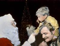 Meeting Santa Clause
