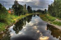 0082 Washougal River Relflection