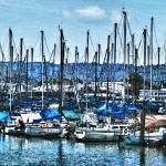 """""""Berkeley Marina"""" by Bob_Wall"""