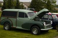 Morris Minor StationWagon