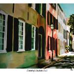 """Streets of Charleston, SC."" by Dale_Cogan"