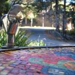 """Fountain Mosaic"" by blakjakdavy"